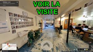 Visite Virtuelle Google École