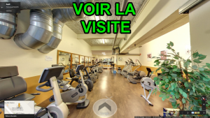 Visite Virtuelle Business Salle de Sport