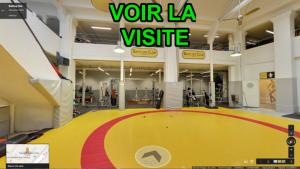 Visite Virtuelle Salle de Sport