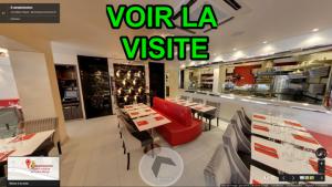 Visite Virtuelle Restaurant italien