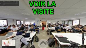 Visite Virtuelle Google pour École