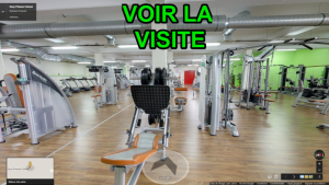 Visite Virtuelle Google Salle de Sport
