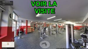 Visite Virtuelle Intuitive Salle de Sport