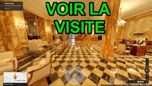 Visite Virtuelle Hôtel de Crillon