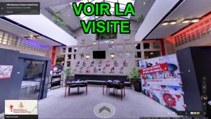 Visite Virtuelle Immersive École