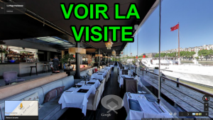 Visite Virtuelle Restaurant Parisien