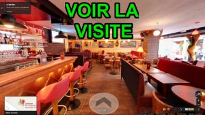 Visite Virtuelle Google 360 Bars