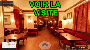 Visite Virtuelle Google Bars et Discothèques