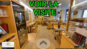Visite Virtuelle Intuitive Bars et Discothèques