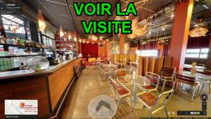 Visite Virtuelle Immersive Bar Discothèque café