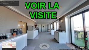 Visite Virtuelle Hôtel Montparnasse