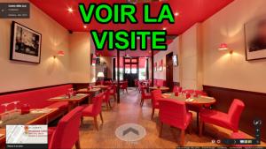 Visite Virtuelle Immersive Restaurant