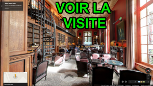 Visite Virtuelle Hôtel St James