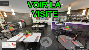 Visite Virtuelle 360 Restaurant