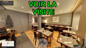 Visite Virtuelle Interactive Bar Discothèque et café