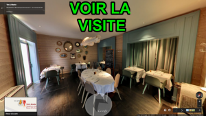 Visite Virtuelle Google Restaurant