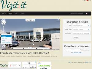 vizit.it un guide pour votre visite virtuelle